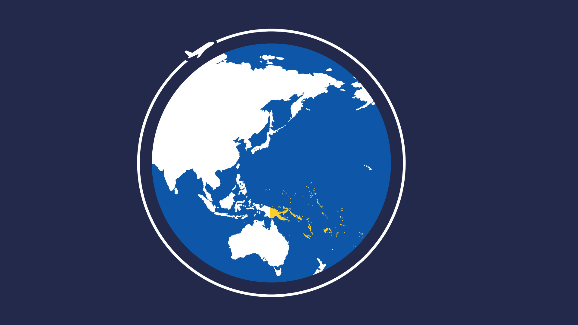 An image from the new PASO video highlighting the importance of global air connectivity to the Pacific. Credit: PASO.aero