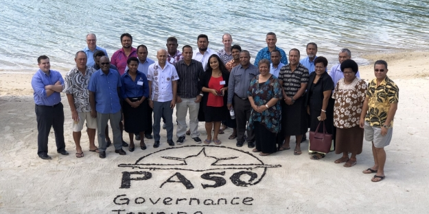 PASO Council Governance Training 2018