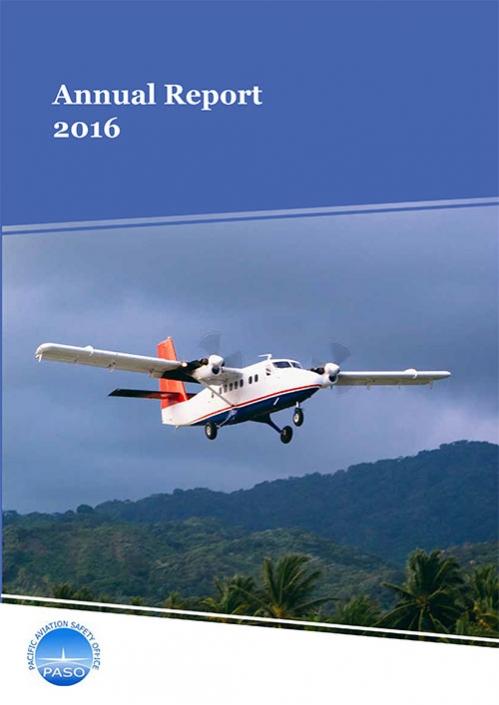 PASO Annual Report 2016