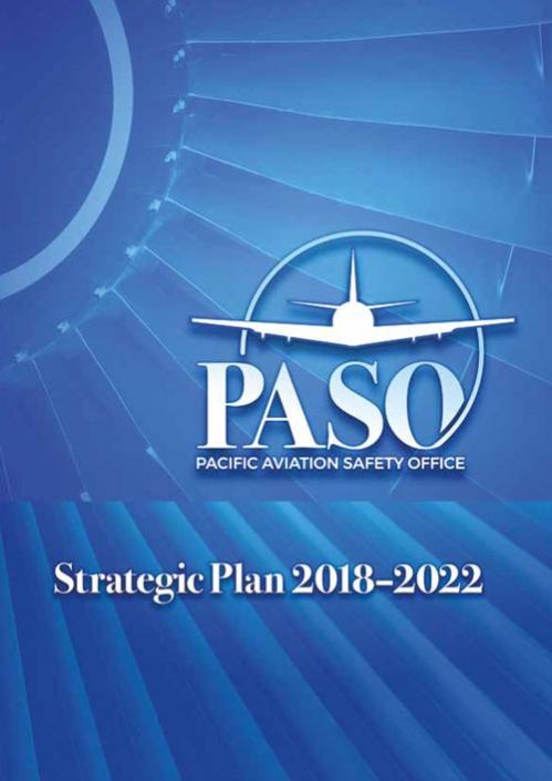 PASO Strategic Plan 2018 - 2022