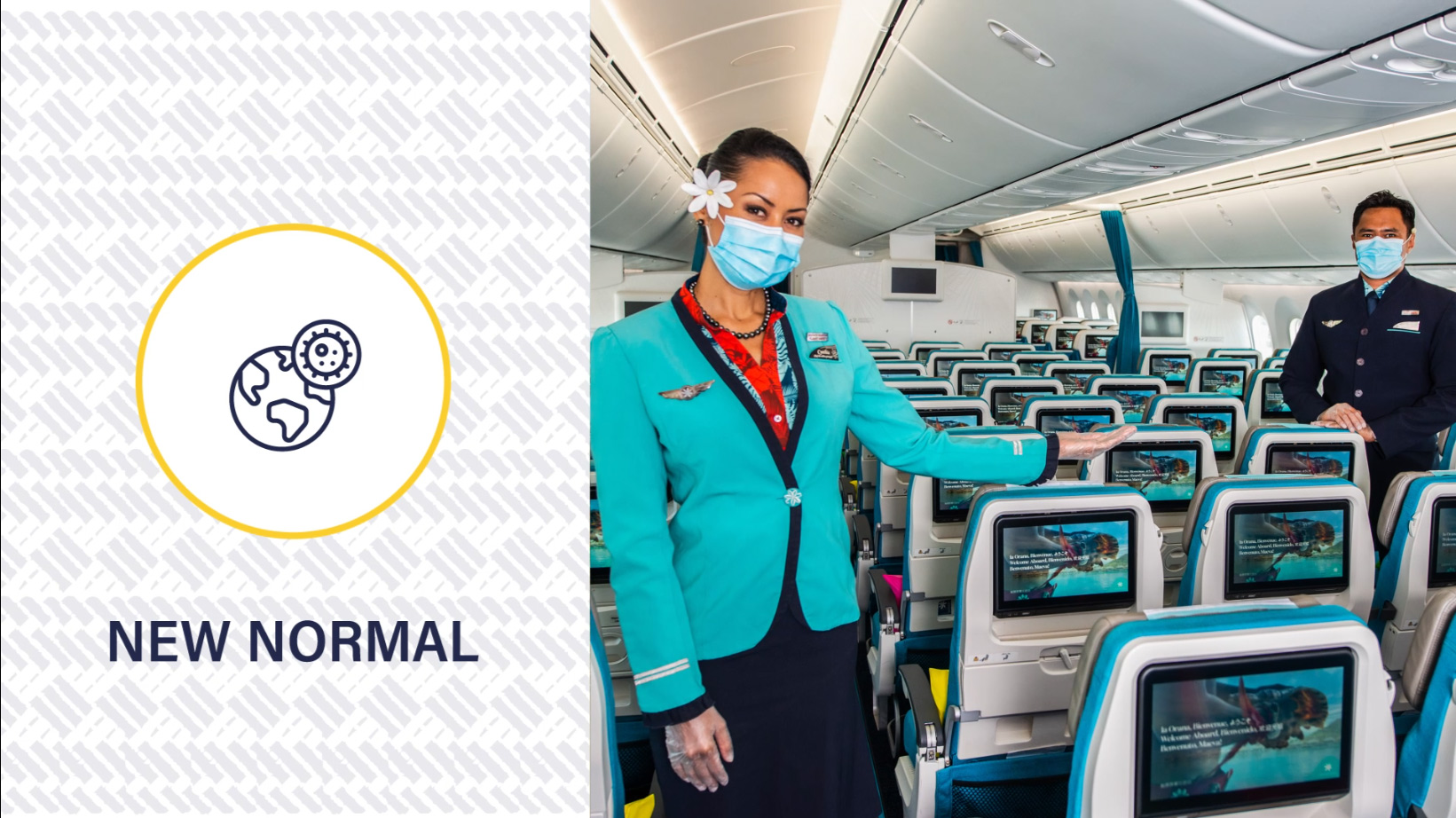 The impact of the COVID-19 pandemic on the Pacific's aviation sector is explored in PASO's new video. Credit: PASO.aero